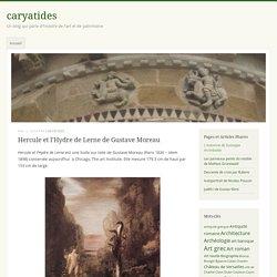 Hercule et l'Hydre de Lerne de Gustave Moreau