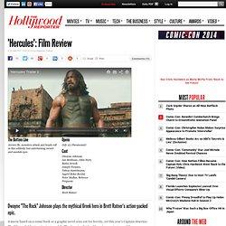 'Hercules': Film Review
