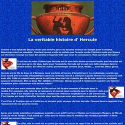 Hercules: la veritable histoire