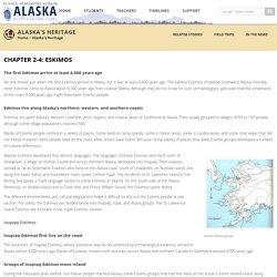 Alaska History and Cultural Studies
