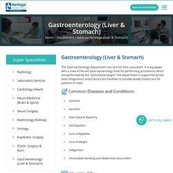 Gastroenterology (Liver & Stomach) Department