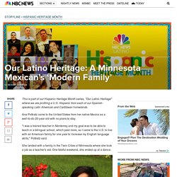 Minnesota Mexican's Modern Family
