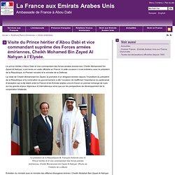 La France & les Emirats