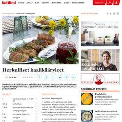 Herkulliset kaalikääryleet - Kotiliesi.fi