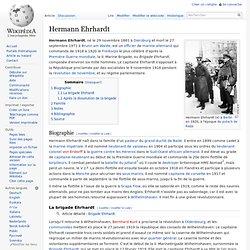 Hermann Ehrhardt