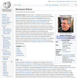 Hermann Scheer - Wikipedia