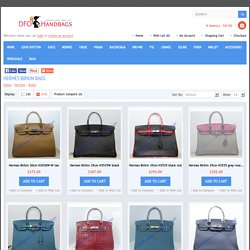 Hermès Birkin Bags At DFO: Cheap Birkins Always In Stock