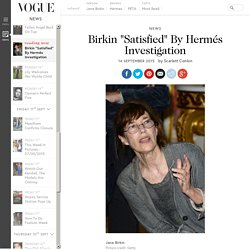 Hermes PETA Birkin Bag Update