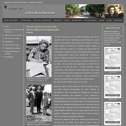 Hermine (Miep) & Jan Augustus Gies - Justos de las Naciones