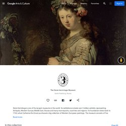 The State Hermitage Museum, St. Petersburg, Russie — Google Arts & Culture