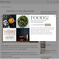 Hermits in the Backseat Recipe on Food52