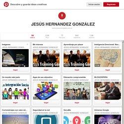 JESÚS HERNANDEZ GONZÁLEZ en Pinterest