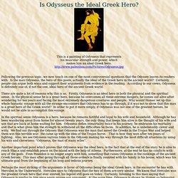 Greek heroism essay