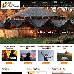 Hero's Journey Foundation - life-altering adventures for men and women - HerosJourneyFoundation.org