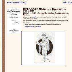 Le mythe de Gygès (Hérodote)