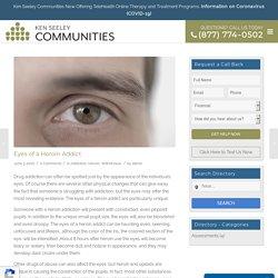 heroin pupils