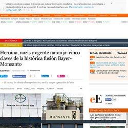 Heroína, nazis y agente naranja: cinco claves de la histórica fusión Bayer-Monsanto