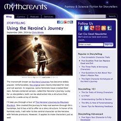 Using the Heroine's Journey