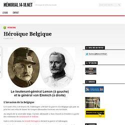 Héroïque Belgique