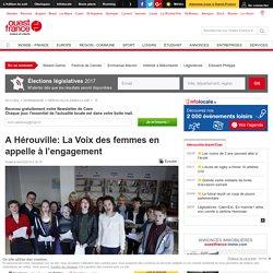 A Hérouville: La Voix des femmes en appelle à l'engagement - 2016