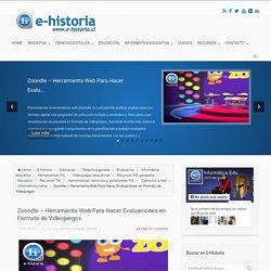 Zoondle – Herramienta Web Para Hacer Evaluaciones en Formato de Videojuegos