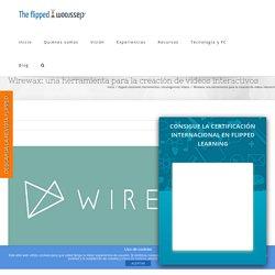 Wirewax: una herramienta para la creación de vídeos interactivos