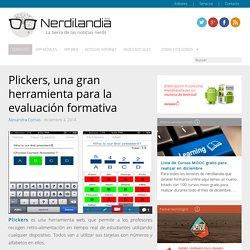 Plickers, una gran herramienta para la evaluación formativa