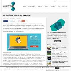 MailChimp, la mejor herramienta para newsletters