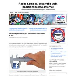 Redes Sociales, desarrollo web, posicionamiento, internet
