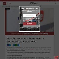 Youtube como una herramienta potencial para e-learning