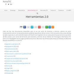 Herramientas 2.0 » XarxaTIC