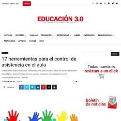 17 herramientas para el control de asistencia en el aula