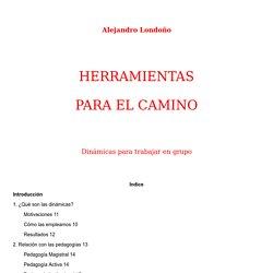 HERRAMIENTAS PARA EL CAMINO Dinamicas