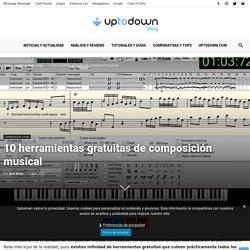 10 herramientas gratuitas de composición musical