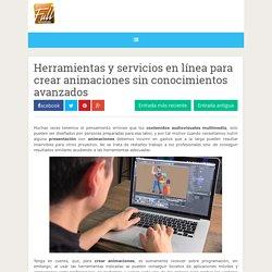 Herramientas y servicios en línea para crear animaciones sin conocimientos avanzados ~ Full aprendizaje