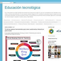 10 de las mejores herramientas para crear cuestionarios interactivos para el aula