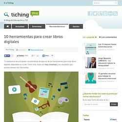 10 herramientas para crear libros digitales