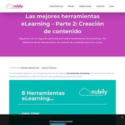 Las mejores herramientas eLearning para crear contenido