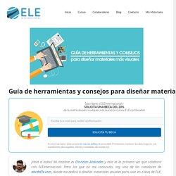 Guía de herramientas y consejos para diseñar materiales más visuales - ELEInternacional