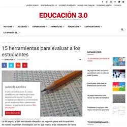 11 herramientas para evaluar a los estudiantes