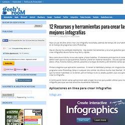 10 herramientas gratuitas para hacer excelentes Infografías.