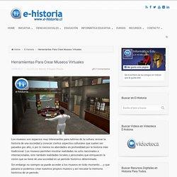 Herramientas Para Crear Museos Virtuales