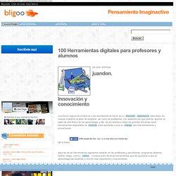 100 Herramientas digitales para profesores y alumnos