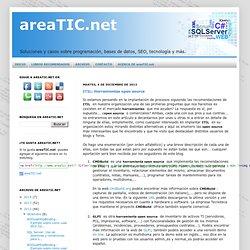 ITIL: Herramientas open source