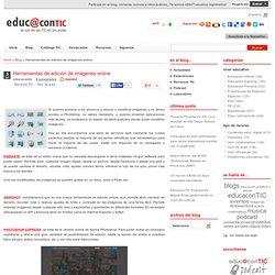 Herramientas de edición de imágenes online