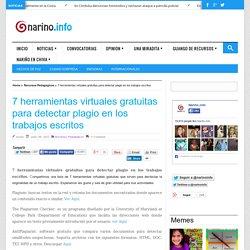 7 herramientas virtuales gratuitas para detectar plagio en los trabajos escritos