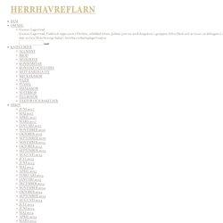 Herrhavreflarn - SnickerPaj med Salted Caramel.