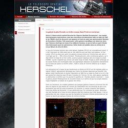 Herschel : cartographier l'univers