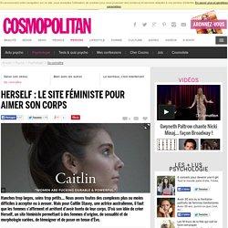 Herself, le site féministe pour aimer son corps