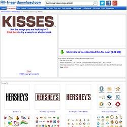 Hersheys kisses logo P504C Vector logo